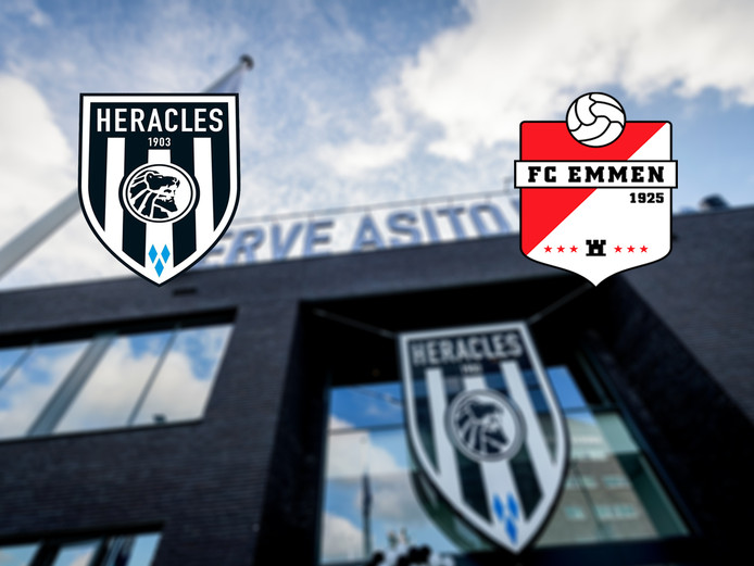 Heracles Almelo - FC Emmen.