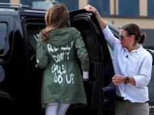 """""""Je m'en fiche complètement"""": la vérité sur la scandaleuse veste Zara de Melania Trump"""