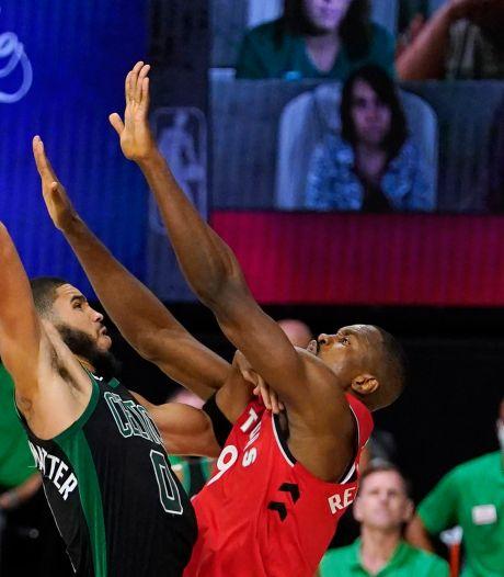 Titelverdediger Raptors op rand van uitschakeling, zege LA Clippers