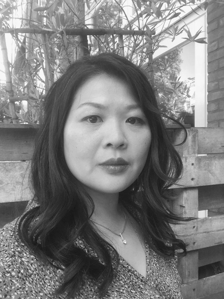 Hui-Hui Pan . Oprichtster van Pan Asian Collective (PAC), dat zich inzet om stereotyperingen en stigmatisering te doorbreken en op te komen voor Aziatische representatie. Beeld