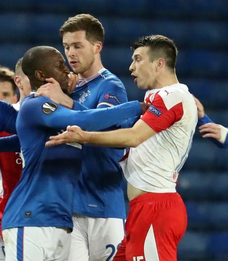 'UEFA-delegatie in shock na incidenten bij Rangers - Slavia Praag'