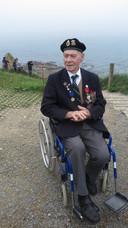 De Brit Roy O'Neill (94) landde 75 jaar geleden op Juno Beach.