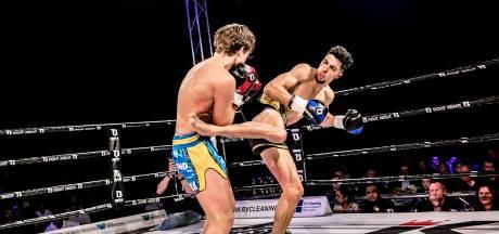 Anis Karkach is na anderhalf jaar terug in de ring: 'De kick was hetzelfde'