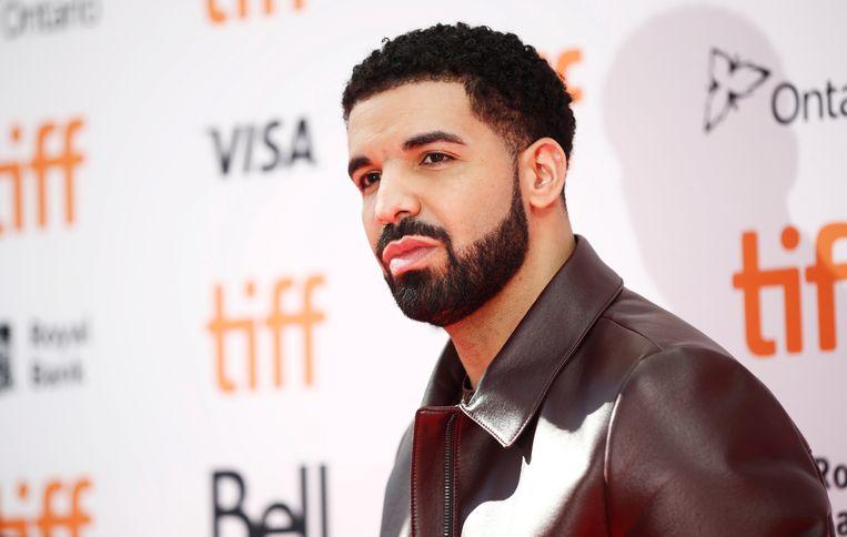 Drake. Beeld REUTERS