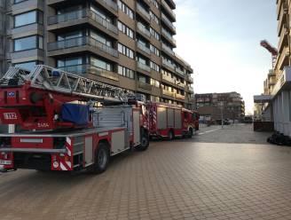 Brandje uitgebroken bij hotel Sandshoved: industriële droogkast in lichterlaaie