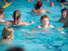 Vier dagen zwemmen in Borne voor tillift
