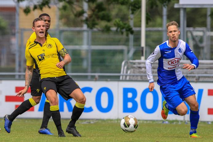 DTS Ede won vorige week van Nootdorp en speelt in de finale tegen ARC.
