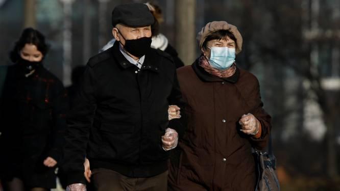 Aantal besmettingen wereldwijd voor zesde week op rij gedaald