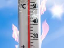 Hitterecord van 38,6 graden verbroken in Gilze-Rijen