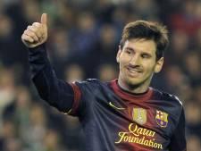 Les 86 buts de Messi