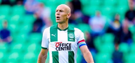 Arjen Robben hersteld: rentree gloort tegen FC Utrecht