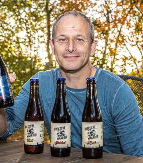 Piet heeft zijn eigen brouwerij: 'Gaaf om ergens je eigen biertje te bestellen'