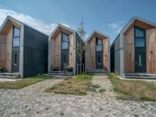 Tiny houses voor vrijwilligers en mantelzorgers bij Amarant