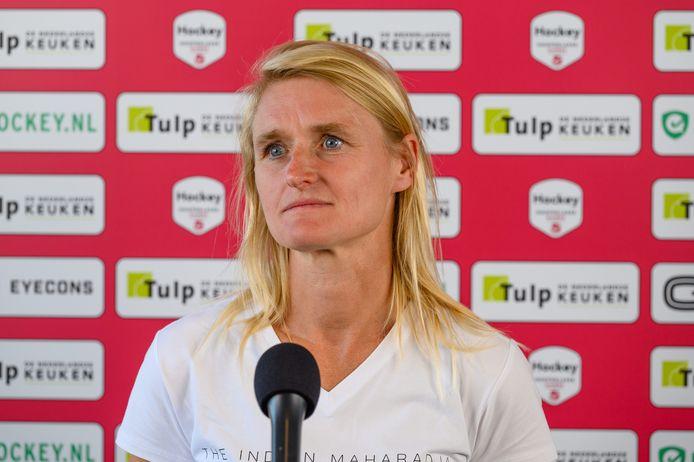 Marieke Dijkstra van HC Den Bosch.