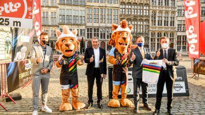 """Nog één jaar tot de wielergekte in Antwerpen weer losbreekt tijdens het WK: """"Hele wereld zal zien wat voor een prachtige stad we hier hebben"""""""