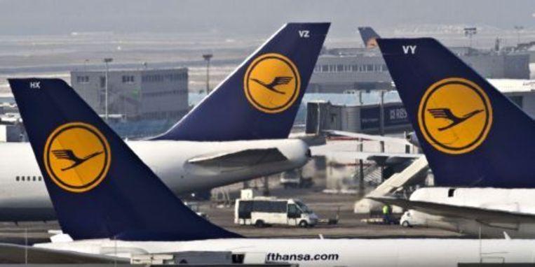 De staking van piloten bij de Duitse luchtvaartmaatschappij Lufthansa is volgens de pilotenvakbond VC onafwendbaar. ANP Beeld
