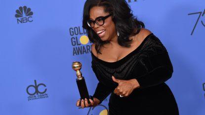 """Witte Huis reageert op Golden Globes: """"Laat Oprah maar komen"""""""