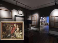 Vier gestolen doeken uit Westfries Museum terecht