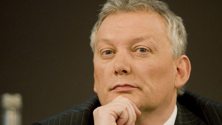 Gerard van Olphen, de nieuwe topman van SNS Reaal. Beeld anp