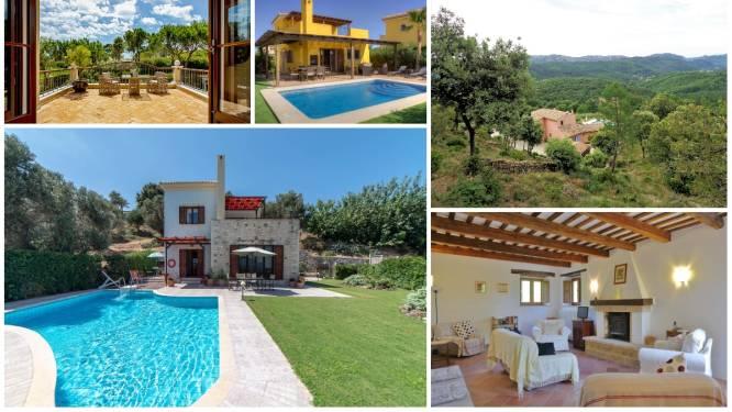 Instapklare villa kopen in Griekenland, Frankrijk of Spanje? Onze woonexpert toont zijn aanraders en wat het kost