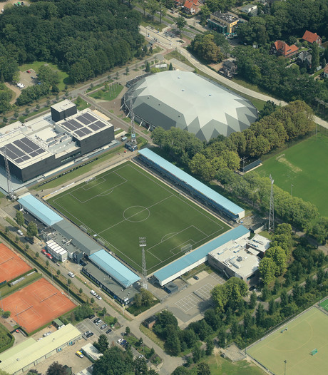 FC Eindhoven is jeugdspeler Janssen voorlopig kwijt
