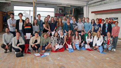 Kunstacademie huldigt 35 laureaten