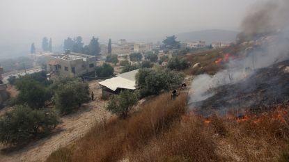 Hitterecord gesneuveld in Israël: 50 graden aan Dode Zee