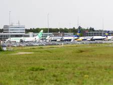 Niet zo'n handige move van Eindhoven Airport