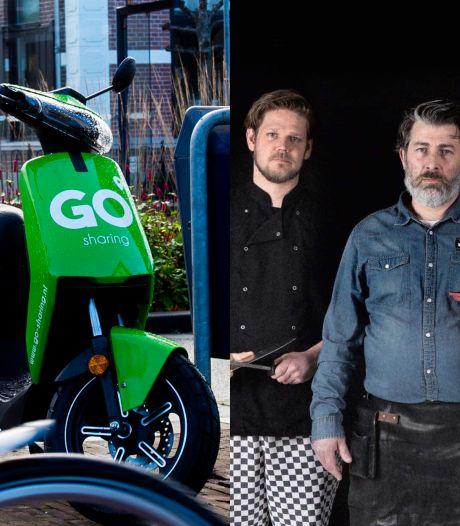 Gemist? Gedonder met deelscooters in Almelo & horecamannen laten baard staan uit protest