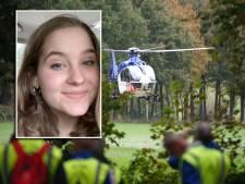 Mysterie rond vermiste Karlijn (17) uit Arnhem groeit met de dag, opnieuw massale zoektocht in de bossen