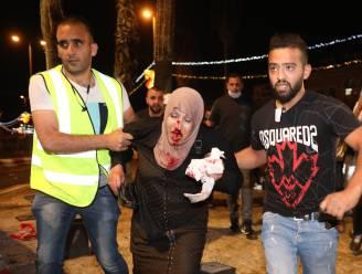 Zeker negentig gewonden bij nieuw protest in Jeruzalem