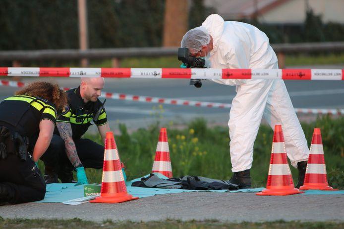 De politie doet onderzoek naar aanleiding van een schietpartij op het Zonneoord in Den Haag. Volgens de gemeente wordt er in Den Haag Zuidwest niet meer opgekeken van ernstige geweldsincidenten.