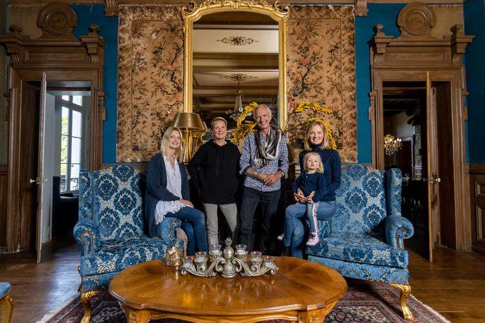 Familie Meiland Chateau Meiland seizoen 2019