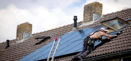 Berkum moet de eerste energieneutrale wijk van Zwolle worden, maar zonder geld dreigt een mislukking