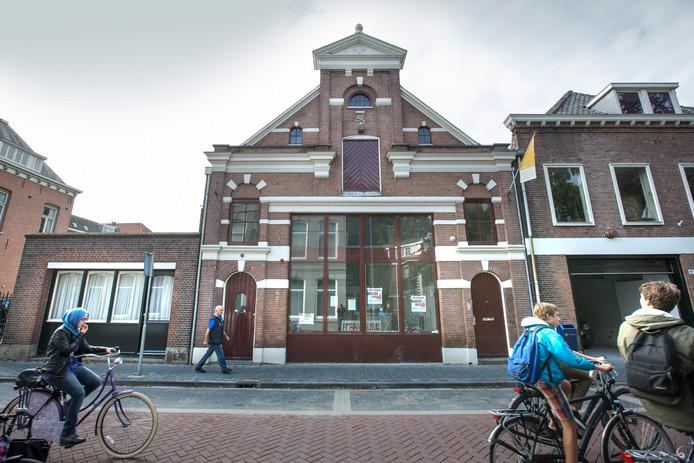 Het voormalige Koningstheater in Den Bosch.
