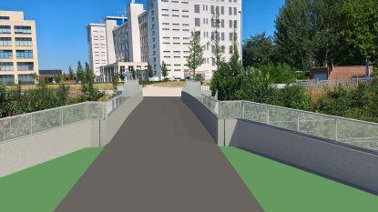 Zo zal de nieuwe Parkwegbrug in Heverlee eruit zien…