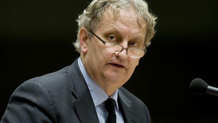 Eberhard van der Laan. Foto ANP Beeld