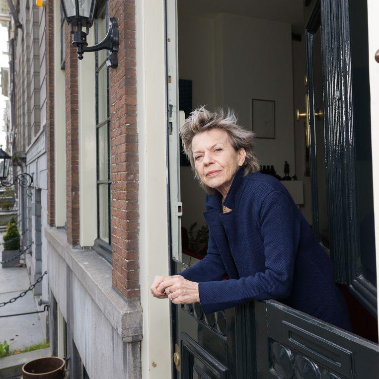 Connie Palmen. Beeld Ivo van der Bent