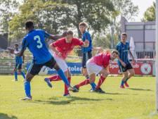 Rode drieluik bij Goes is zeldzaam, maar niet uniek in het Zeeuwse topvoetbal