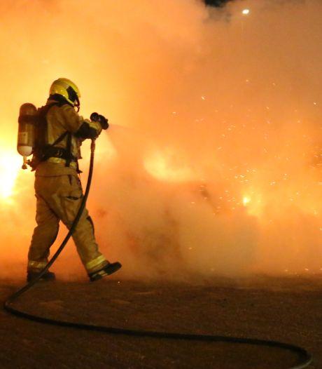 Brandweer Haaglanden moest met oud en nieuw 942 keer uitrukken: stijging van 32 procent