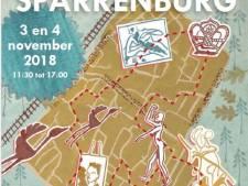 Kunstroute in Sparrenburg langs zeventien ateliers
