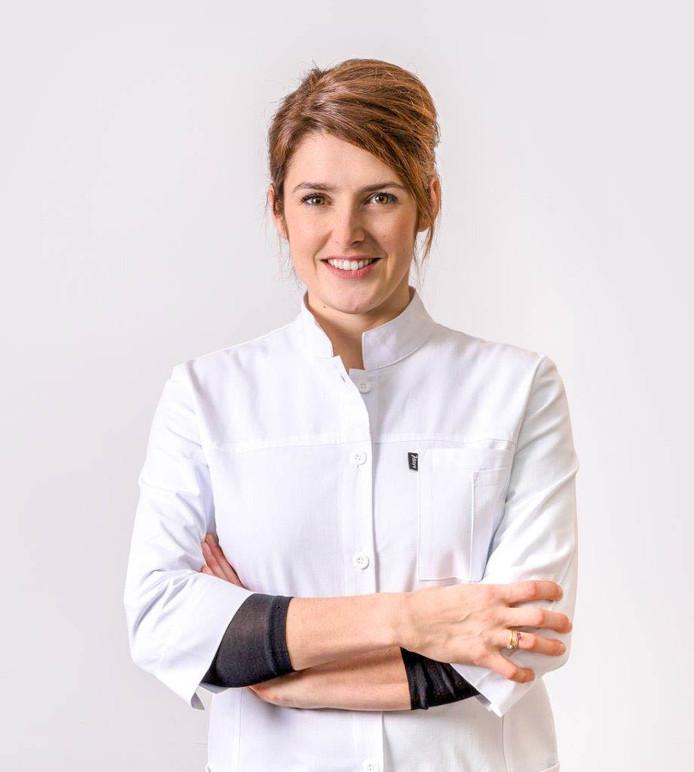 Anna Dieleman is tandarts in Middelburg.