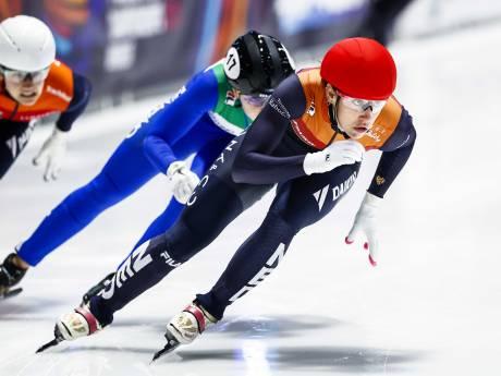 Schulting vermorzelt concurrentie en prolongeert wereldtitel