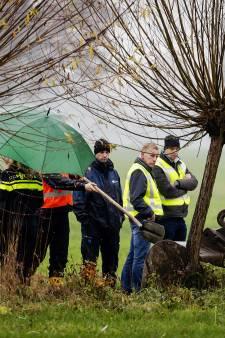 Politie vindt niets bij het graven naar vermiste Willeke Dost