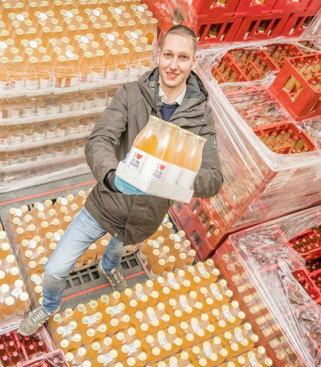 2020 is een jojo-jaar voor appelsapmaker Gert-Jan Hiel
