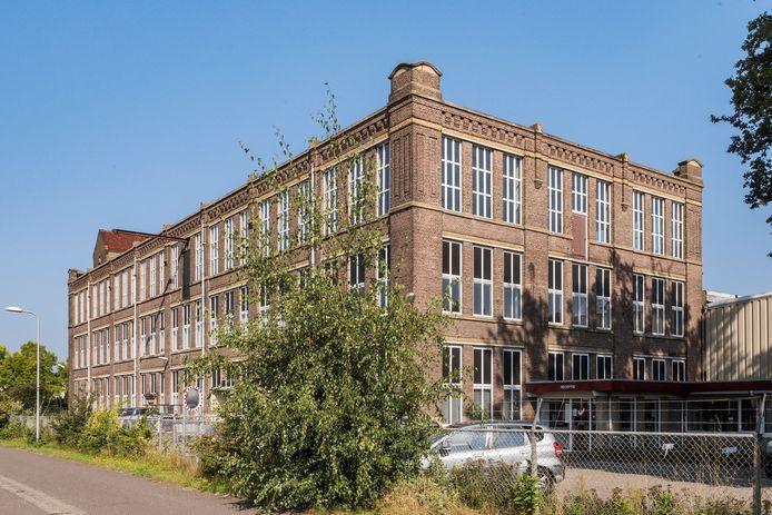 Een van de zeven gebouwen van die ooit deel uitmaakten van textielfabriek Rigtersbleek.