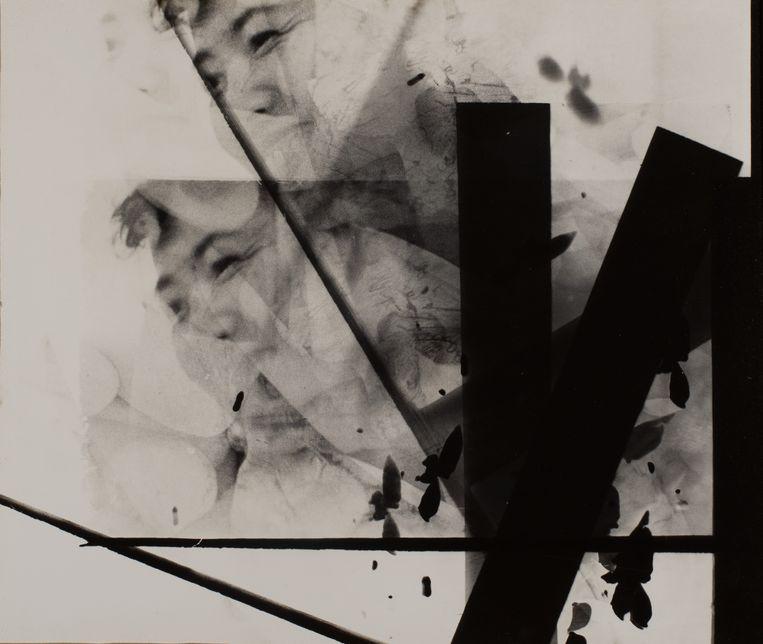 Untitled van Shigeru Onishi. Beeld Shigeru Onishi