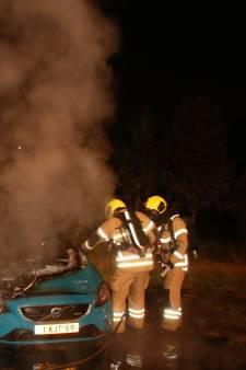 Opnieuw autobranden in Dordrecht