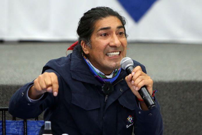 De hertelling komt er op vraag van de linkse inheemse kandidaat Yaku Perez.