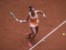 Snelle aftocht voor Kerkhove bij Roland Garros